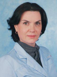 Рябцева Елена Вениаминовна, заместитель главного врача по качеству медицинской помощи