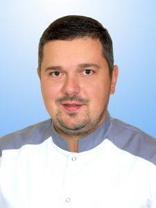 Болл Сергеей Сергеевич, заместитель главного врача по медицинской части